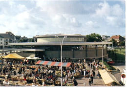 LORIENT (56) : Marché Couvert De Merville - Lorient