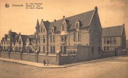 Diksmuide  Diksmude  St Jans Hospitaal Ziekenhuis Sint Jans Hopital St. John's Hospital      L 1219 - Diksmuide
