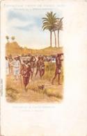 ¤¤  -  PARIS  -  Exposition Universelle De 1900  -  Portage De La Flotte Démontée  - Mission Marchand      -  ¤¤ - Exhibitions