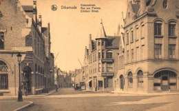 Diksmuide  Diksmude  Kiekenstraat Kippenstraat  Rue Aux Poulets  Boulangerie Bakkerij  Winkel De Paternoster      L 1222 - Diksmuide