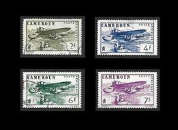 CAMEROUN  -   PA  4 (o) - 6 (o) - 7 (o) - 8 (N*) - Kamerun (1915-1959)