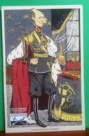 CZAR DI TUTTE LE MODENE Cartolina Non Viaggiata 1996 Mostra Sapore Di Tampel Modena - Satirical