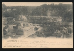 LUXEMBOURG  PANORAMA DE CLAUSEN - Cartes Postales