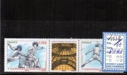FRANCE - 4510/11 - Unused Stamps