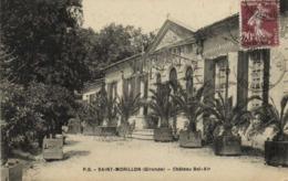 SAINT MORILLON (Gironde) Chateau Bel Air RV - Other Municipalities