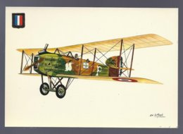 AVIATION  Historia De La Aviacion - BREGUET BR. 14 B.2 FRANCE MOTOR RENAULT - Illustrateur De La Maria - 1914-1918: 1a Guerra