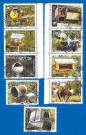 2007 - Carnet - 1 : Journée Du Timbre 2007 - Used Stamps