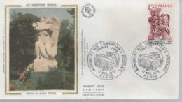 France - FDC 1er Jour - 11 NOV 1978 - AUX COMBATTANTS POLONAIS - FDC