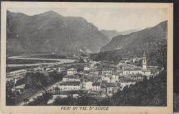 TRENTINO ALTO ADIGE - PERI IN VAL D'ADIGE - PANORAMA - FORMATO PICCOLO - VIAGGIATA 1951 FRANCOBOLLO ASPORTATO - Italia