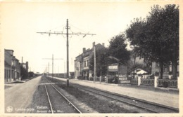 Middelkerke  Lombardsijde   Zeelaan     Tramsporen Tram Halte   L 1230 - Middelkerke