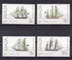 MALTE  Timbres Neufs ** De 1983 ( Ref 1092 K )  Transports- Bateaux - Malta