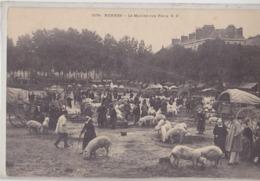RENNES Le Marché Aux Porcs - Rennes