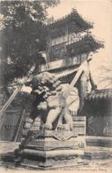 ¤¤  -  CHINE   -   PEKIN   -  Entrée Du Temple Des Lamas     -  ¤¤ - China