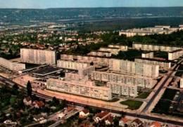 """CPM - LES MUREAUX - VUE AERIENNE - Centre Commercial """"Les NOUVEAUX MUREAUX"""" ... - Les Mureaux"""