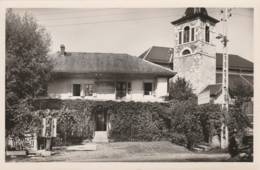 Saint Felix - Hotel Carrin (pompe à Essence ) - Cpsm Format Cpa -  Scan Recto-verso - France