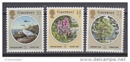 Europa Cept 1986 Guernsey 3v ** Mnh (44829C) - 1986