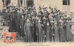 ¤¤  -  VIET-NAM   -  COCHINCHINE  -  QUANG-YEN   -  Jeu D'Echecs Vivant     -  ¤¤ - Viêt-Nam