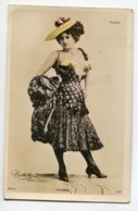 ARTISTE 1142 FOUGERRE Danseuse Espagnole Opéra  Scala  REUTLINGER Sip 872 / 9 - Opera