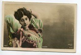 ARTISTE 1164 Natalina Lina CAVALIERI Bras Derriere La Tete    Photog REUTLINGER  188 / 3 SIP - Opera
