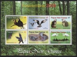 Papua-Neuguinea 2008 - Mi-Nr. Block 52 ** - MNH - Vögel / Birds - Papua-Neuguinea