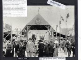 MILLY - LA - FORET -  Exposition De Plantes Médicinales Sous La Vieille Halle De Milly La Foret En 1925. - Repro's