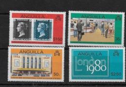 Serie De Anguilla Nº Yvert 338/41 ** - Anguilla (1968-...)