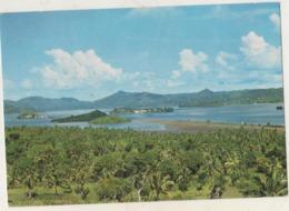 CPM MAYOTTE. Pamanzi. Vue Sur Les îlots De Dzaoudzi Et La Grande Terre - Mayotte
