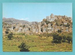 YEMEN AMOARRES VILLAGE ALMAHWEET AL MAHWIT - Yemen