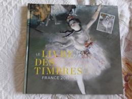 Livre Des Timbres 2017 - Album & Raccoglitori