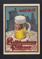 Pk Bier Seit 1817 Ketschenburg Pilsener - Werbepostkarten