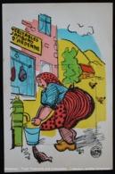 Illustration. Fantaisie. Charcuterie. Jambon D'Ardenne. REM. LUMA. Drawing. Fancy. Delicatessen. Ham Of Ardenne. - België