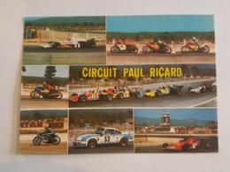 Le Castellet - Souvenir Du Circuit Automobiles & Motos, Paul Ricard, Voiture Formule 1? - Le Castellet