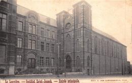 La Louvière  Institut Saint-Joseph  Entrée Principale     L 1243 - La Louvière