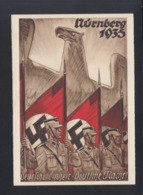 Dt. Reich PK Reichsparteitag  Nürnberg 1935 - Duitsland