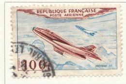 "PIA - FRA - 1954 : Prototipo Dell' Aereo Dassault ""Mystère IV""  - (Yv P.A. 30) - Aerei"
