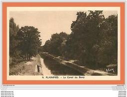 A165/587 18 - PLAIMPIED - Le Canal Du Berry - Non Classés