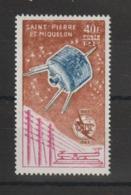 Saint Pierre Et Miquelon 1965 Union Int. Télècom PA 32 ** MNH - Nuovi