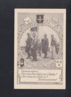 Cartolina Prestito Nazionale - Weltkrieg 1914-18