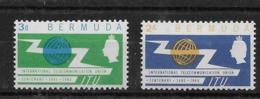Serie De Bermuda Nº Yvert 184/85 ** - Bermudas