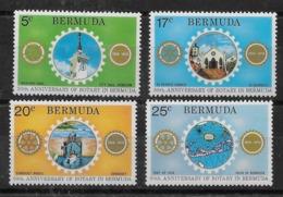 Serie De Bermuda Nº Yvert 296/99 ** - Bermudas