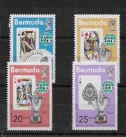 Serie De Bermuda Nº Yvert 300/03 ** - Bermudas