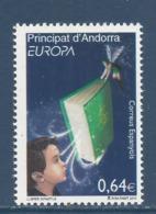 Andorre Espagnol - Europa - Yt N° 360 - Neuf Sans Charnière - 2010 - Neufs