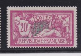 FRANCE -  N°208 MERSON. Neuf. TB  Cote 550€. Signé CALVES. - 1900-27 Merson