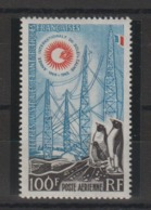 TAAF 1963 Soleil Calme PA 7 ** MNH - Airmail