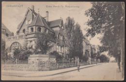 CPA - (Allemagne) Darmstadt - Ecke Herd U. Roquetteweg - Darmstadt