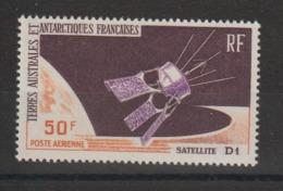 TAAF 1966 Satellite D1 PA 12 ** MNH - Poste Aérienne