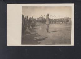 Dt. Reich AK Ullanen-Parade 1915 Feldpost Frankiert Gelaufen - Weltkrieg 1914-18