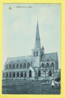 * Herentals - Hérenthals (Antwerpen - Anvers) * (SBP, Nr 6) église, Kerk, Church, Kirche, Animée, Enfant, TOP Unique - Herentals