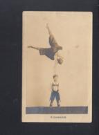 Dt. Reich AK 4 Urbanis Zirkus Circus - Zirkus