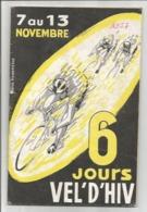 VP.0542/ Programme Course Cycliste 52 Pages - 6 Jours VEL'D'HIV 1957 - Anquetil Darrigade Bobet..... - Coureurs Palmarés - Programs
